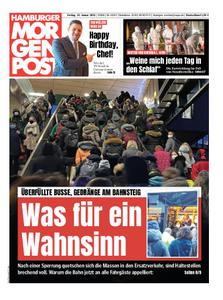 Hamburger Morgenpost – 22. Januar 2021