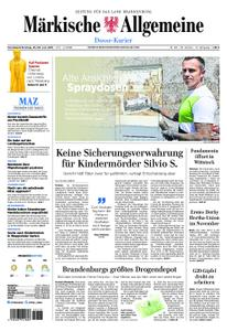 Märkische Allgemeine Dosse Kurier - 29. Juni 2019