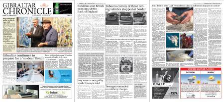 Gibraltar Chronicle – 15 February 2019