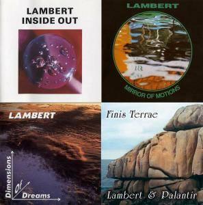 Lambert - 4 Albums (1991-1997) (Repost)