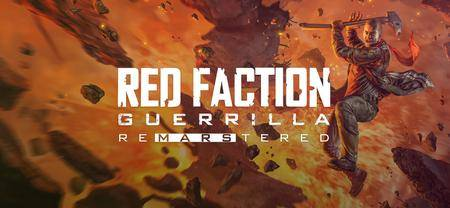 Red Faction Guerrilla Re-Mars-tered (2018)