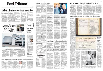 Post-Tribune – January 23, 2021