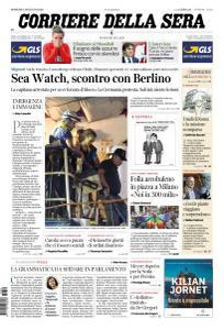 Corriere della Sera - 30 Giugno 2019