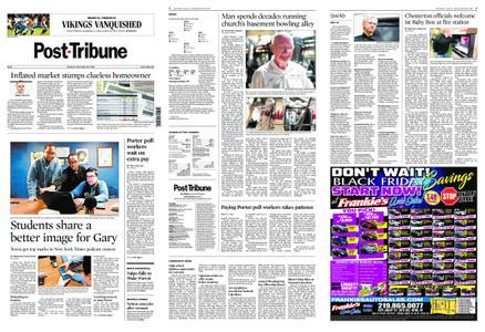 Post-Tribune – November 19, 2018