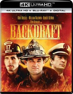 Backdraft (1991) [4K, Ultra HD]