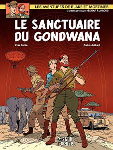 Blake & Mortimer - Tome 18 - Le Sanctuaire de Gondwana