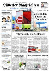 Lübecker Nachrichten Ostholstein Süd - 15. Mai 2018