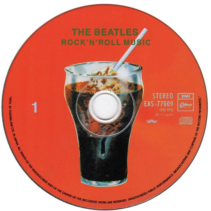 The Beatles - Rock 'n' Roll Music (1976) / AvaxHome