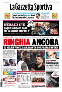 La Gazzetta dello Sport Sicilia – 12 maggio 2019