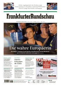 Frankfurter Rundschau Deutschland - 01. Juli 2019