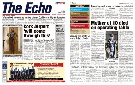 Evening Echo – October 16, 2020