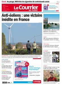 Le Courrier de l'Ouest Angers – 20 avril 2021