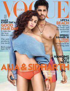 VOGUE India - March 01, 2016