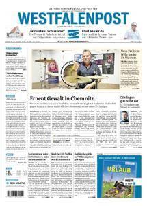 Westfalenpost Wetter - 28. August 2018