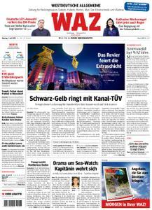 WAZ Westdeutsche Allgemeine Zeitung Vest-Recklinghausen - 01. Juli 2019
