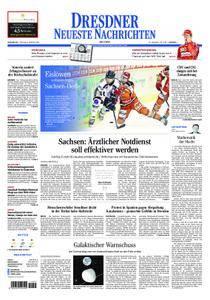 Dresdner Neueste Nachrichten - 09. Oktober 2017
