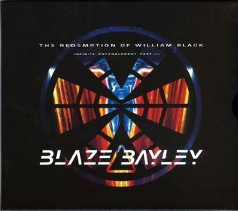 Blaze Bayley - The Redemption of William Black (Infinite Entanglement Pt. III) (2018)