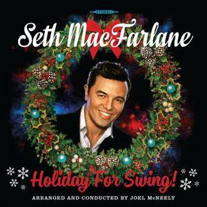 Seth Macfarlane Holiday For Swing 2014 Official