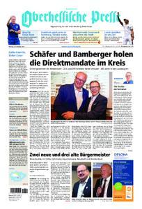 Oberhessische Presse Hinterland - 29. Oktober 2018