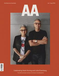 Architecture Australia - July/August 2019