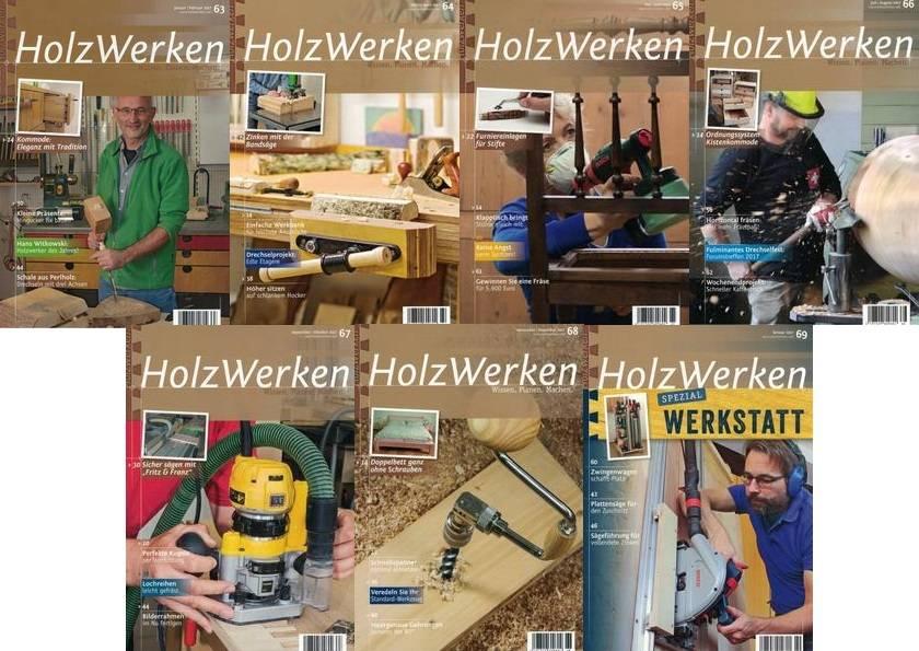 HolzWerken - Full Year 2017 Collection
