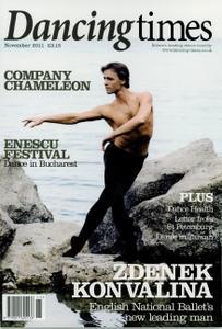 Dancing Times - November 2011