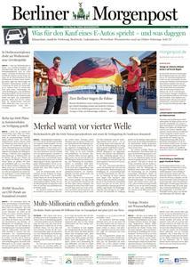 Berliner Morgenpost - 23 Juli 2021