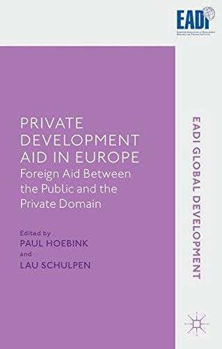 Private Development Aid in Europe: Foreign Aid between the Public and the Private Domain(Repost)
