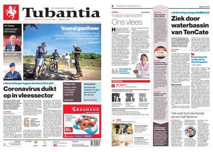 Tubantia - Enschede – 22 mei 2020