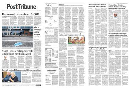 Post-Tribune – March 26, 2021