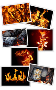 Fire Wide Wallpapers
