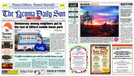 The Laconia Daily Sun – November 21, 2020