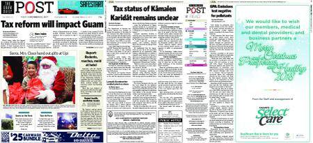 The Guam Daily Post – December 22, 2017