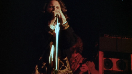 The Doors - Live At The Isle Of Wight Festival 1970 (2018) [Blu-ray 1080i & DVD9]