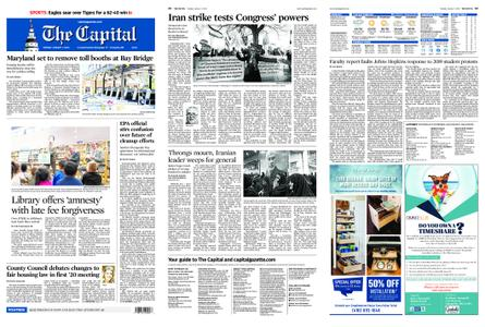 The Capital – January 07, 2020