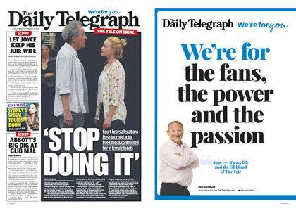 The Daily Telegraph (Sydney) – February 20, 2018