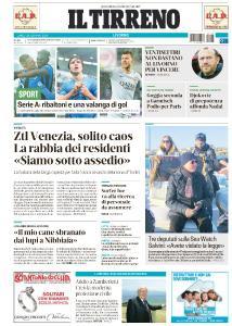 Il Tirreno Livorno - 28 Gennaio 2019
