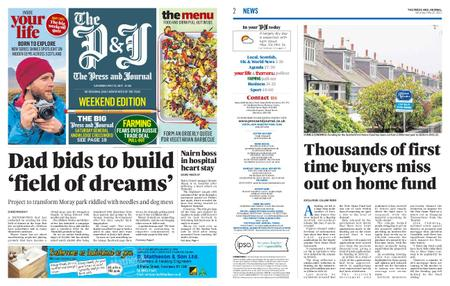 The Press and Journal Moray – May 22, 2021