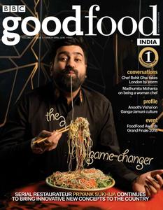 BBC Good Food India - March/April 2019