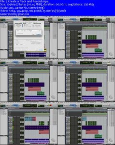 VTC - Avid Pro Tools 10 Cours