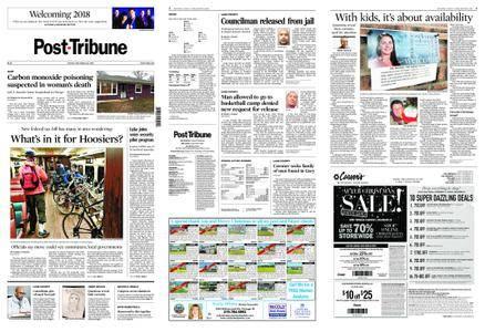 Post-Tribune – December 22, 2017