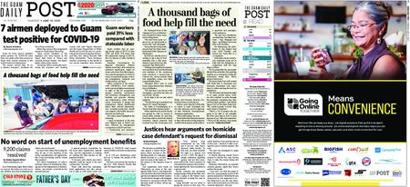 The Guam Daily Post – June 18, 2020