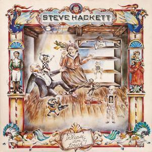 Steve Hackett - Please Don't Touch! (1978) [Vinyl Rip 16/44 & mp3-320 + DVD]
