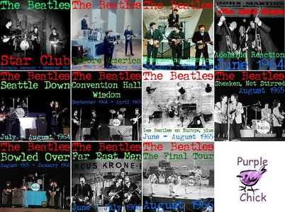 The Beatles - Complete Live Collection - Purple Chick (22