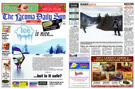 The Laconia Daily Sun – December 15, 2018