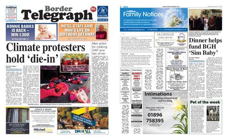 Border Telegraph – October 23, 2019