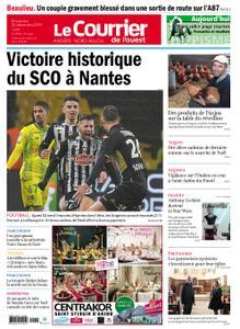 Le Courrier de l'Ouest Angers – 22 décembre 2019