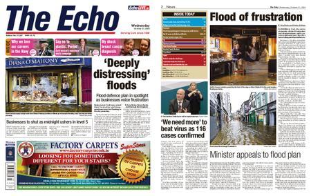 Evening Echo – October 21, 2020