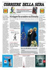 Corriere della Sera - 5 Dicembre 2017