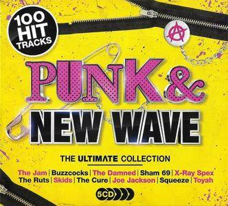 VA - Punk And New Wave - The Ultimate Collection (2018)